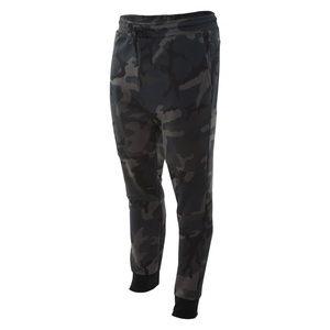 Nike tech fleece pant camo grey